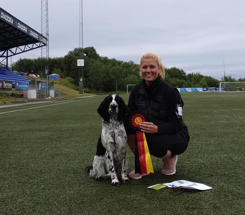 Lira og Karin NKK Fauske 3.8.19